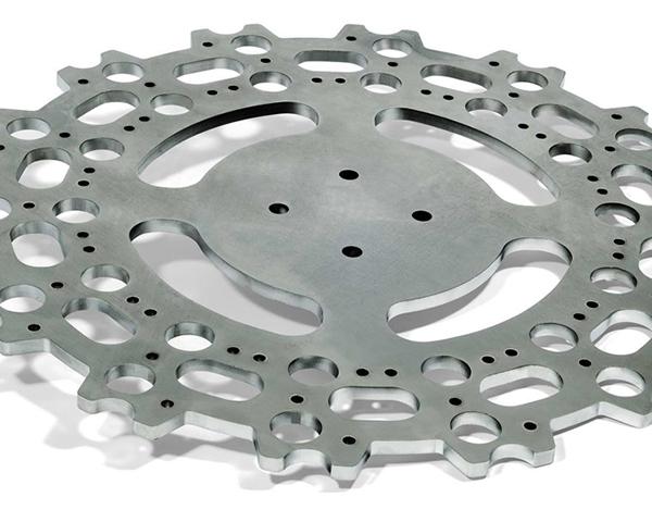 铝合金激光切割