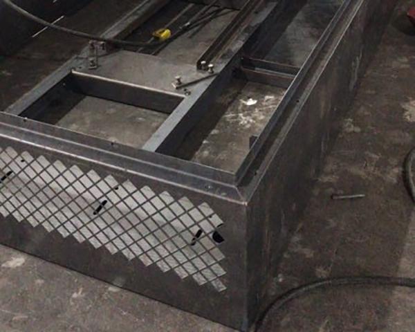 碳钢钣金制造