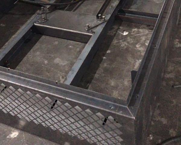 钣金制造钢材