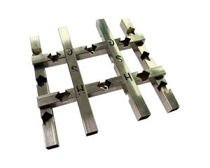 多方管激光切割